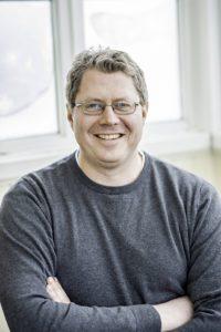 Produktsjef Folke Pettersen